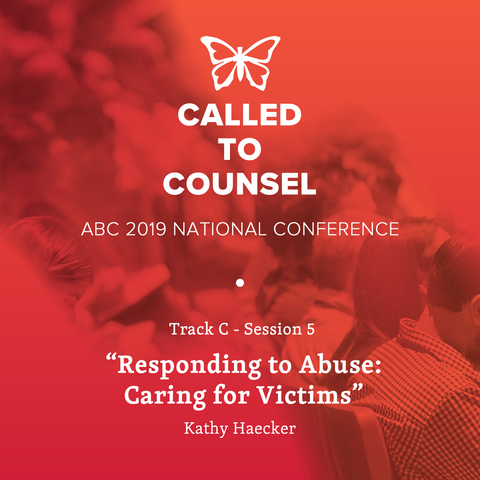 2019 ABC National Conference MP3: Domestic Abuse Session 5