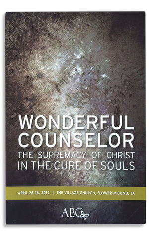 WONERFUL COUNSELOR (DVD)