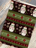 Face Mask - Youth / Adult_Christmas & Winter_Pattern B