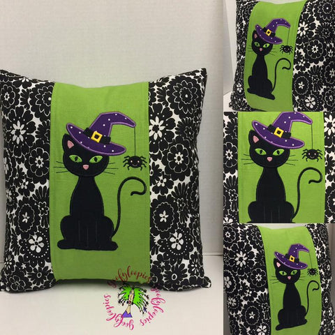 140 Frickle Kitty Pillow Wraps