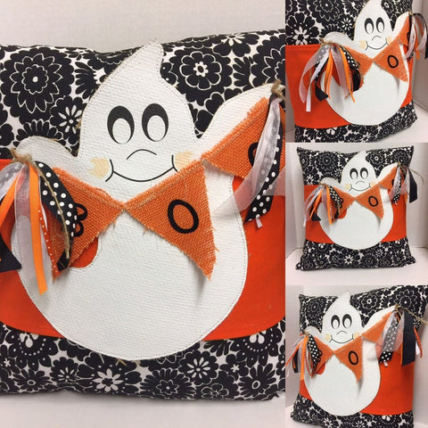 141 Scary Boo Pillow Wraps
