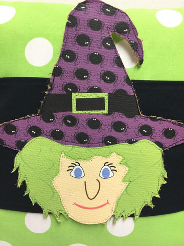 142 Witchy Mildred Pillow Wraps