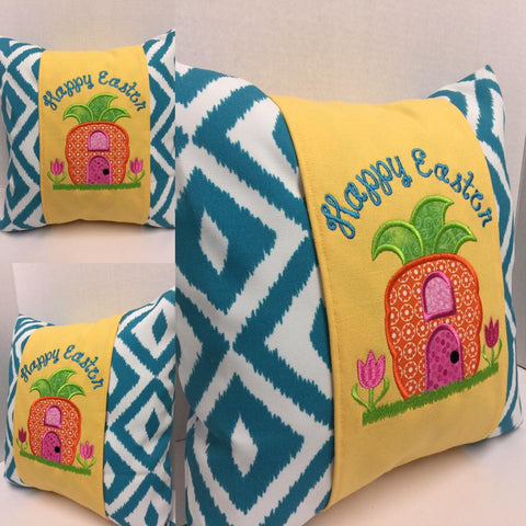 107 Carrot House Pillow Wraps