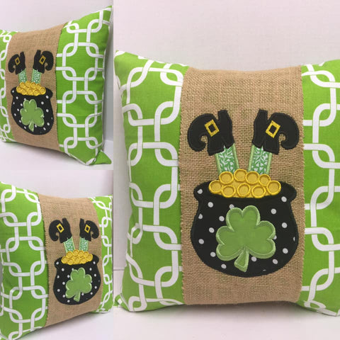 109 St Patrick's Pillow Wraps
