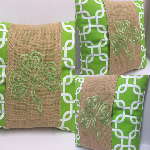 104 St. Patrick's Pillow Wraps