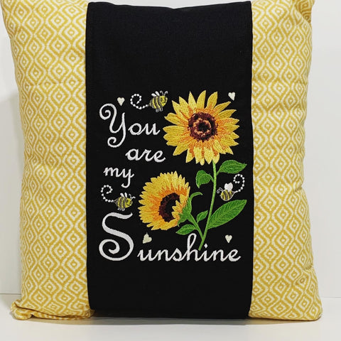 159 You Are My Sunshine Pillow Wraps