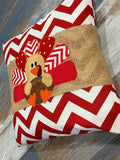 160 Touchdown Turkey Pillow Wraps