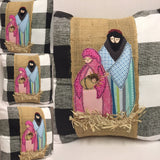 153 The Precious Gift Pillow Wraps