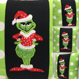 150 Greenman Grinchman Pillow Wraps