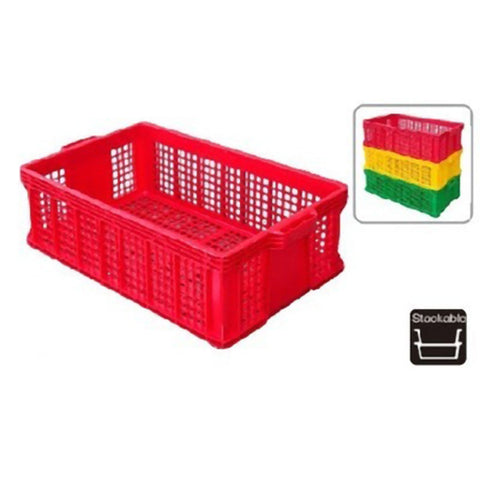 VST2541-2 - Vented Crate