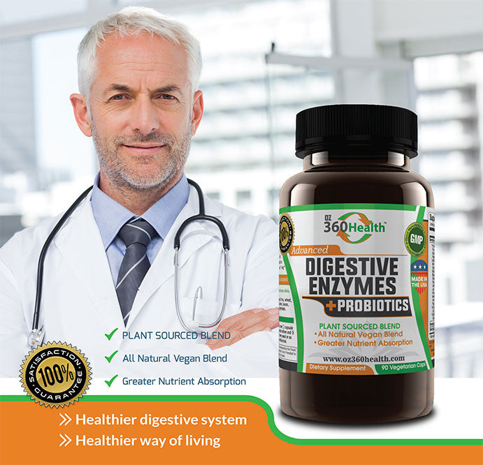 Proteolytic Digestive Enzymes