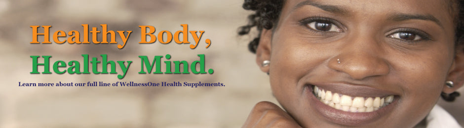 WellnessOne Healthy Supplements