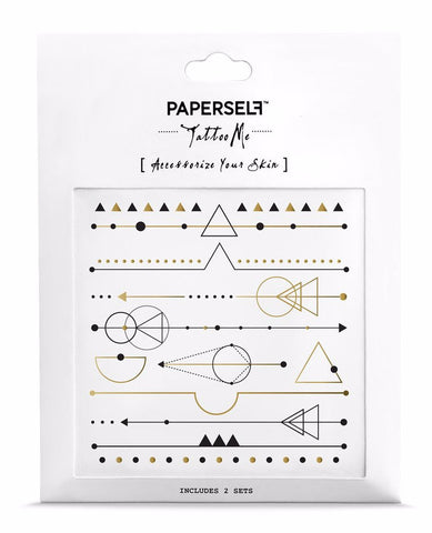 Constellations Temporary Tattoos
