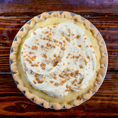 Classic Banana Cream Pie