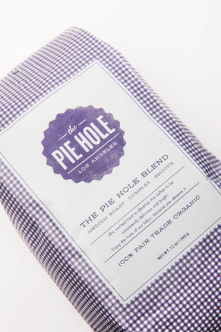 Fair Trade Organic Pie Hole Coffee