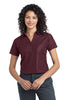 Port Authority® Ladies Vertical Pique Polo. L512