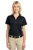 Port Authority® Ladies Tech Pique Polo. L527