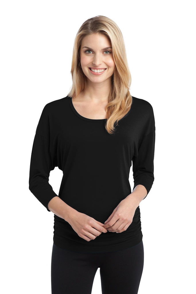 Port Authority® Ladies Concept Dolman Sleeve Shirt. L544