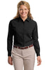 Port Authority® Ladies Long Sleeve Easy Care, Soil Resistant Shirt.  L607