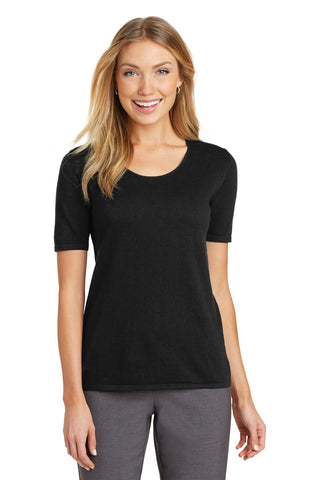 Port Authority® Ladies Scoop Neck Sweater. LSW291