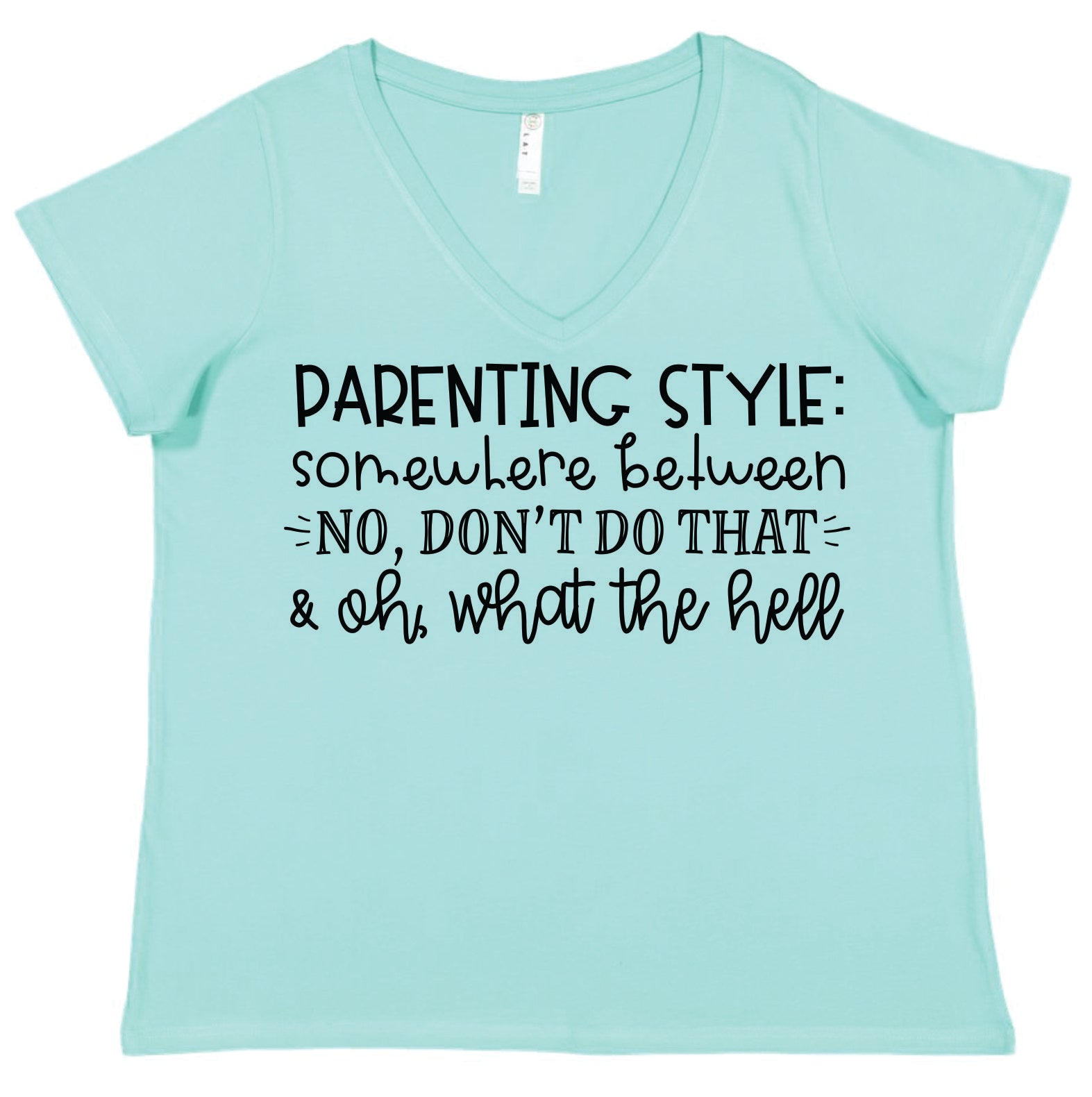 Parenting Style Curvy