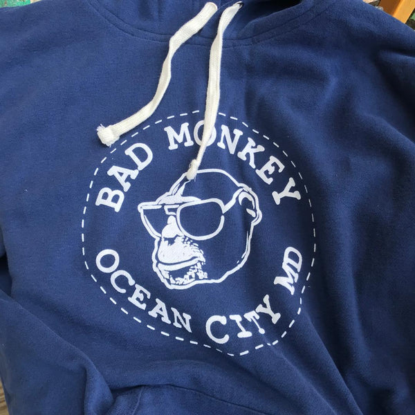 Tag Monkey  Hooded Sweatshirt