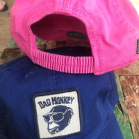 Bad Monkey Toddler Hat