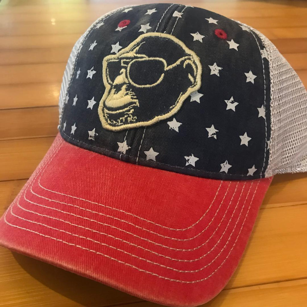 Bad Monkey Merica Hat