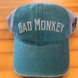 Bad Monkey Arch Logo Trucker Hat
