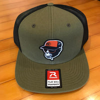 Smokin Monkey Trucker Hat