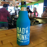 Bad Monkey Bottle Koozie