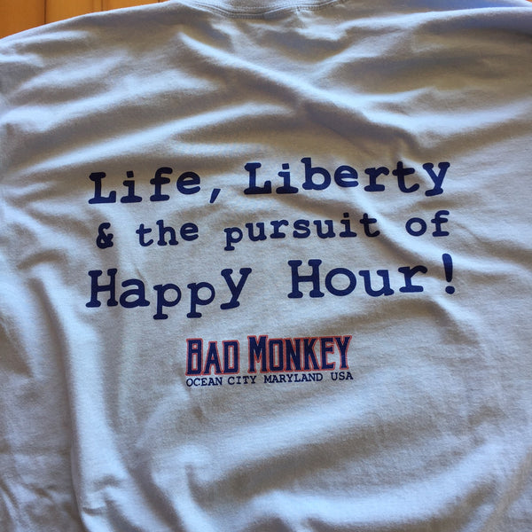 Liberty Monkey Short Sleeve T-Shirt