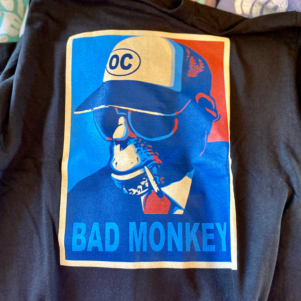 Propaganda Monkey Short Sleeve T-shirt