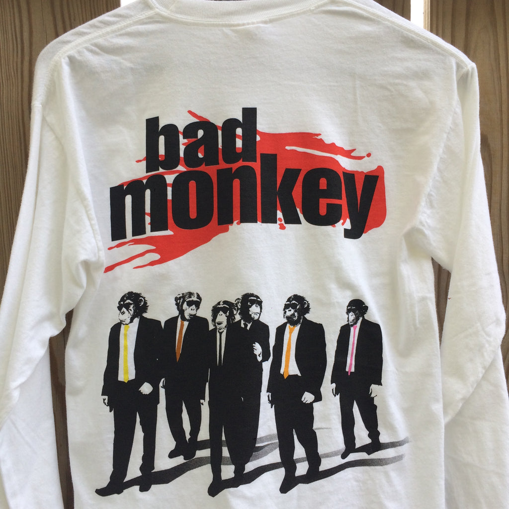 Reservoir Monkeys Long Sleeve T-Shirt