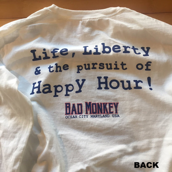 Liberty Monkey Long Sleeve T-Shirt