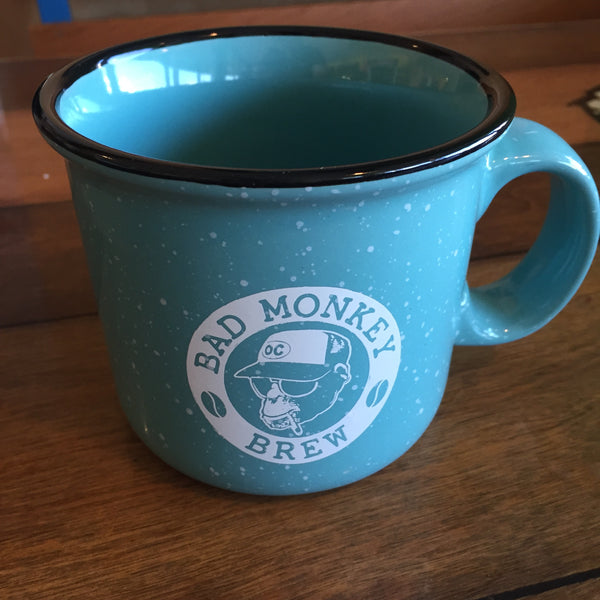 Bad Monkey Brew Campfire Mug