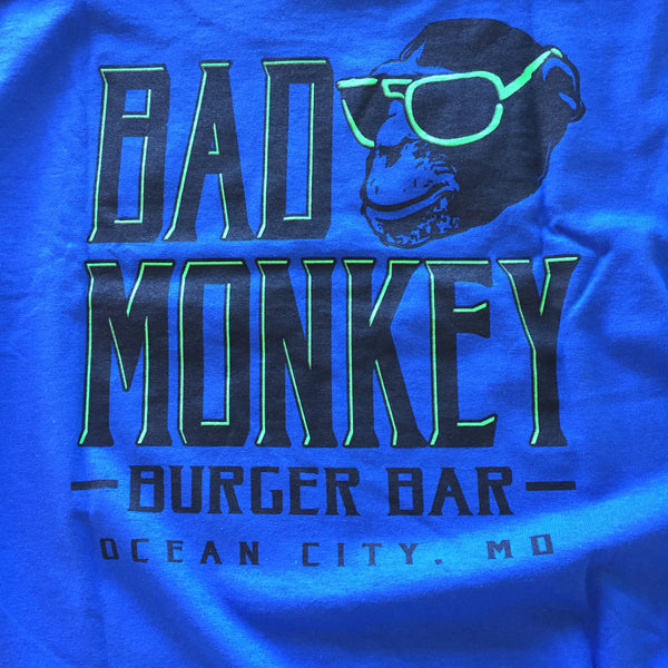 Bad Monkey Burger Bar Kid's T-Shirt