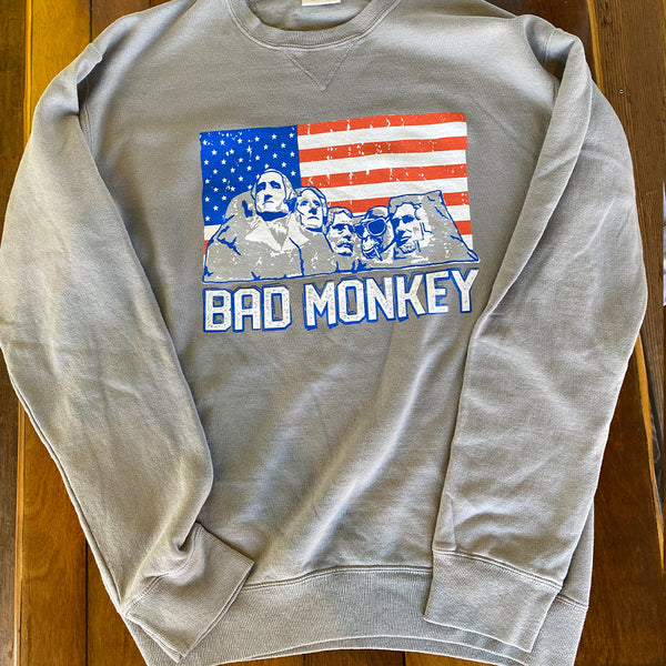 Rushmonkey Crew Neck Sweatshirt