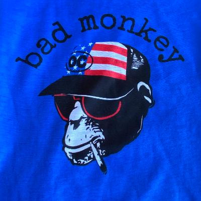 Bad Monkey Flag Gaiter (face cover)