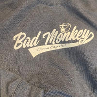 College Monkey Crew Sweatshirt