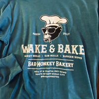 Wake & Bake Long Sleeve T-Shirt