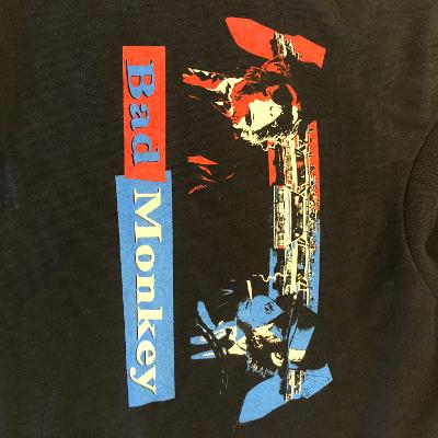 Blues Monkeys Short Sleeve T-Shirt