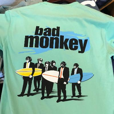 Reservoir Surf Monkey Short Sleeve T-Shirt