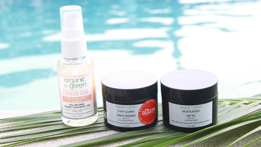 Coco Oil Experience Kit
