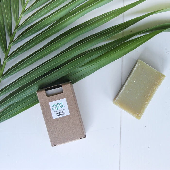 Rosemary Lavender Shampoo Bar Soap