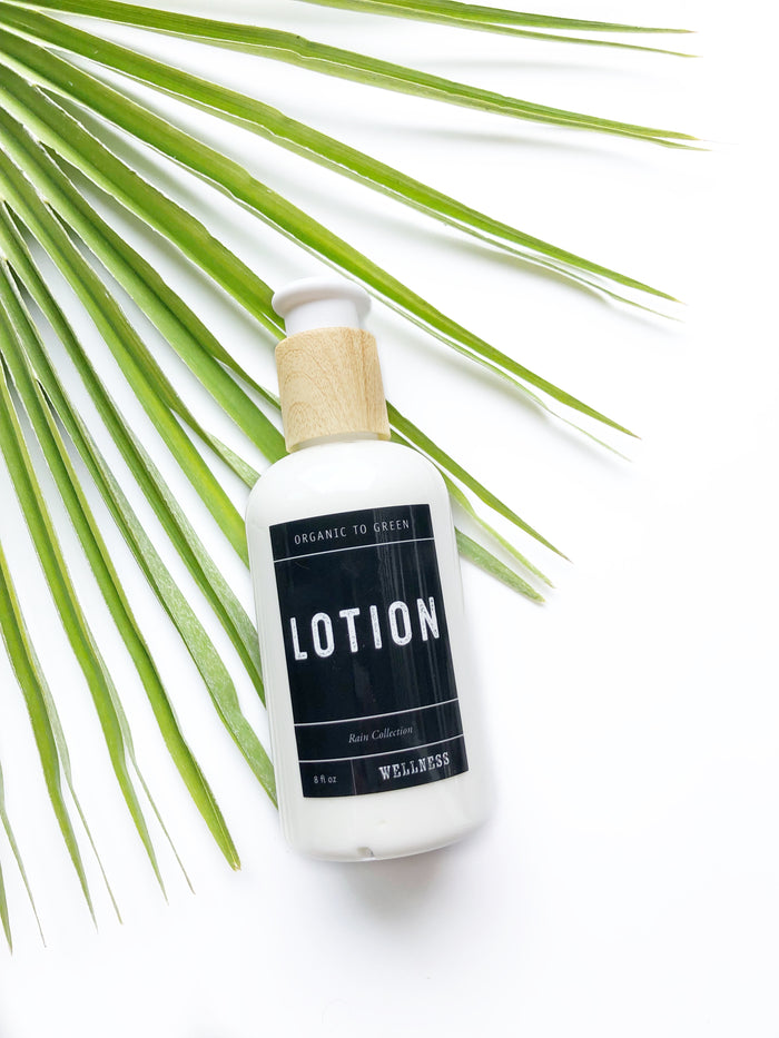 Lotion - Rain Wellness Collection