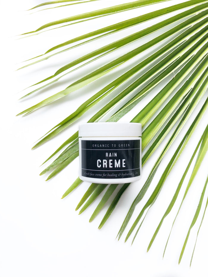Creme - Rain Wellness Collection