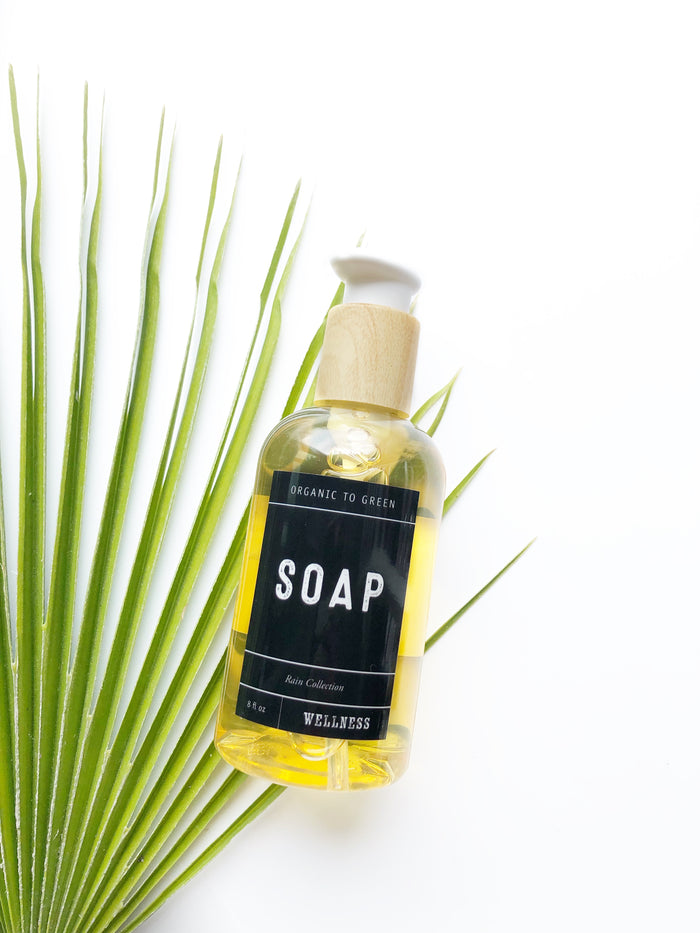 Soap - Rain Wellness Collection