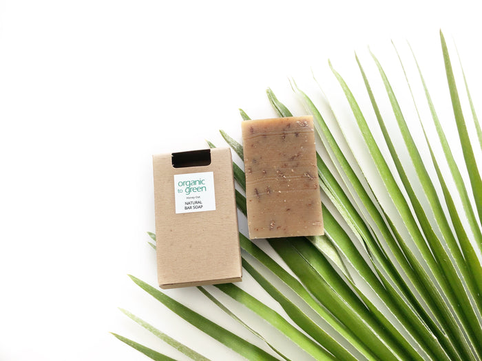 Honey Oat - Natural Bar Soap