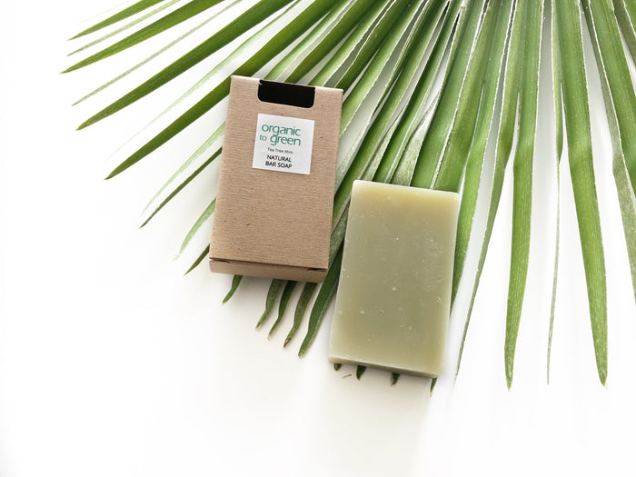 Tea Tree Mint - Natural Bar Soap